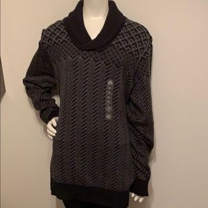 NWT American Rag grey men's sweater
